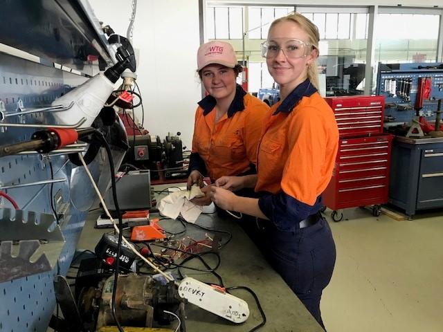 Female Apprenticeships